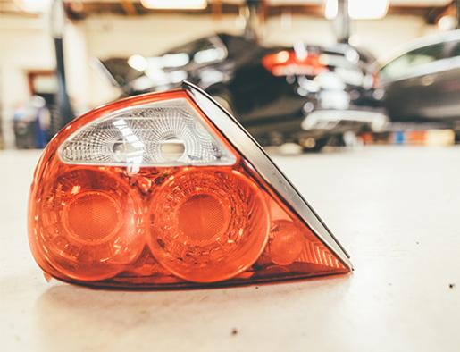 HEADLIGHTS & CAR LIGHTING